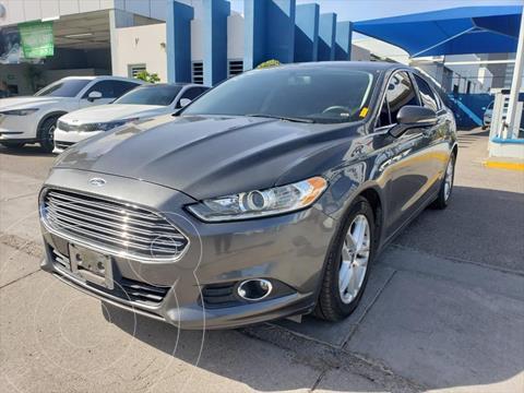 Ford Fusion SE ADVANCE NAV 2.5L usado (2016) color Gris precio $220,000