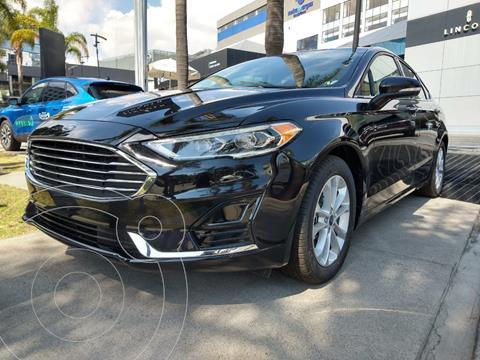 Ford Fusion SEL Hibrido usado (2020) color Negro precio $595,000