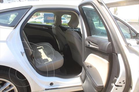 Ford Fusion SE usado (2018) color Blanco precio $305,000