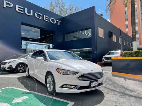 Ford Fusion SE Hibrido usado (2017) color Blanco precio $286,900