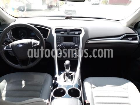Ford Fusion S usado (2014) color Blanco precio $145,000