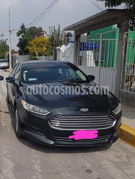 Ford Fusion SE usado (2014) color Negro precio $155,000