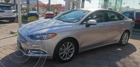 Ford Fusion 4P SE HIBRIDO AUT usado (2017) color Plata precio $304,000