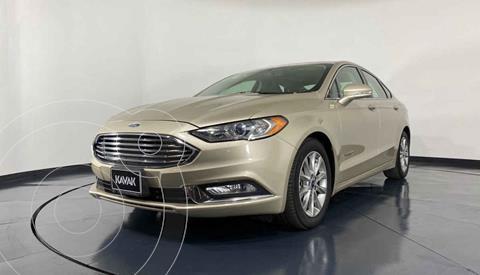Ford Fusion SE Aut usado (2018) color Dorado precio $329,999