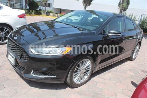 foto Ford Fusion SE Luxury Plus usado (2014) color Negro precio $250,000