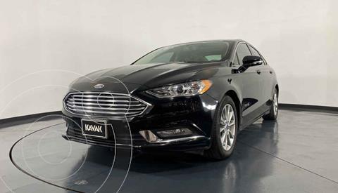 Ford Fusion SE Aut usado (2018) color Negro precio $324,999