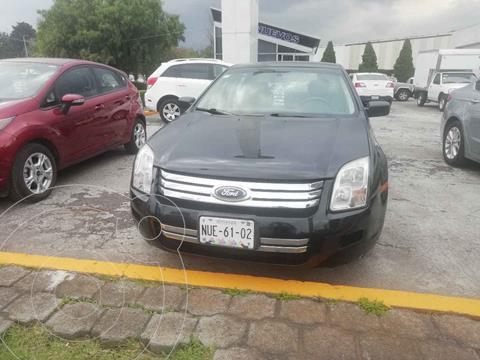 Ford Fusion S Aut usado (2008) color Negro precio $85,000