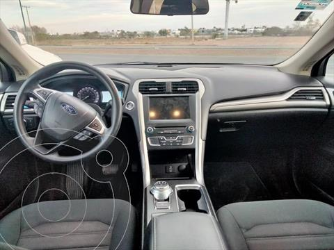 Ford Fusion SE usado (2018) color Gris Oscuro precio $315,000