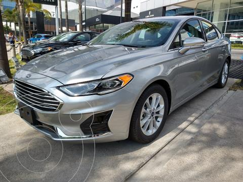 foto Ford Fusion SEL Híbrido usado (2020) color Plata Estelar precio $595,000
