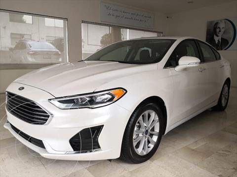 Ford Fusion Titanium usado (2020) color Blanco precio $585,000