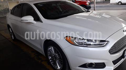 Ford Fusion SE Luxury usado (2016) color Blanco precio $255,000