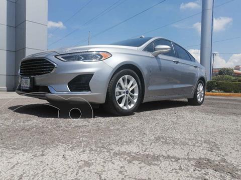 Ford Fusion SE Luxury usado (2020) color Plata precio $530,000