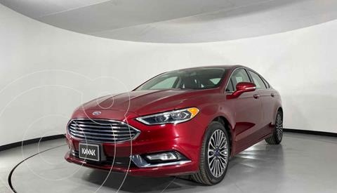 foto Ford Fusion SE Aut usado (2018) color Rojo precio $324,999