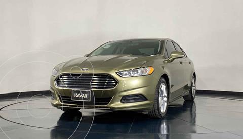 Ford Fusion SE usado (2013) color Dorado precio $177,999