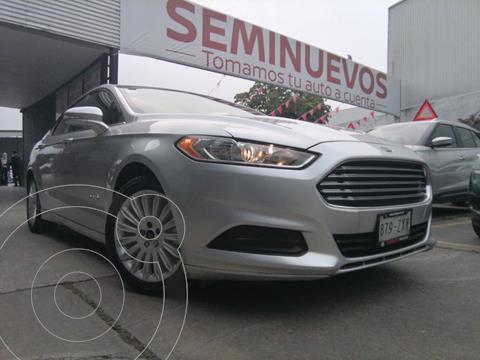 Ford Fusion SEL Hibrido usado (2015) color Plata Estelar precio $279,800