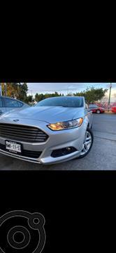 Ford Fusion SE Advance usado (2016) color Plata Estelar precio $220,000