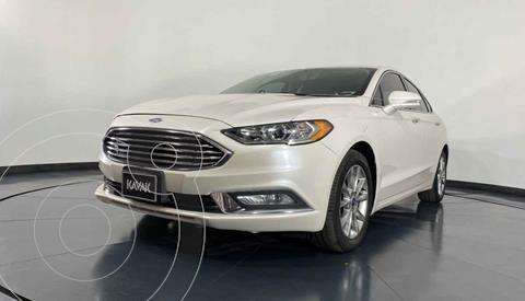 Ford Fusion SE Aut usado (2018) color Blanco precio $292,999