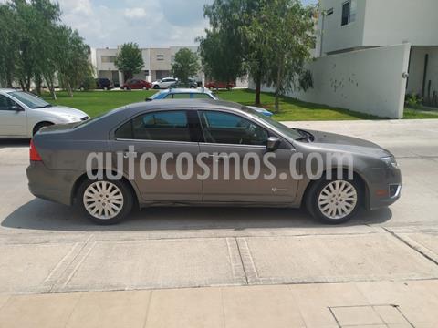 Ford Fusion SE usado (2012) color Gris precio $130,000
