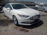 Ford Fusion 4P SE HIBRIDO LUXURY AUT usado (2017) color Blanco precio $324,000