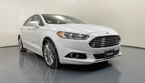Ford Fusion SE Luxury usado (2015) color Blanco precio $212,999