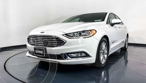 Ford Fusion SE Aut usado (2018) color Blanco precio $302,999
