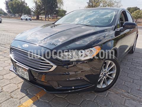 Ford Fusion S usado (2017) color Negro Profundo precio $264,000