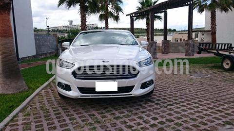Ford Fusion SE Luxury usado (2015) color Blanco precio $160,000