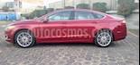 Ford Fusion SE Luxury usado (2016) color Rojo Rubi precio $218,000