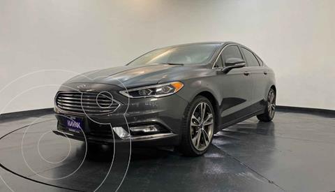 Ford Fusion SE Aut usado (2018) color Gris precio $319,999