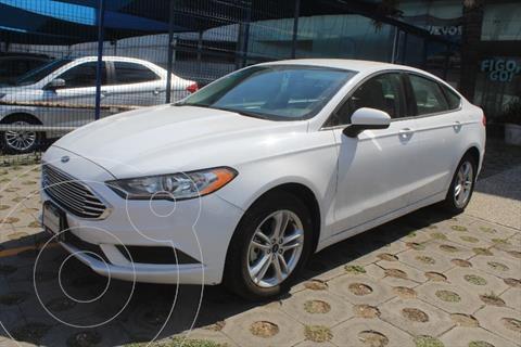 Ford Fusion SE usado (2018) color Blanco precio $280,000