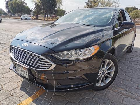 Ford Fusion S usado (2017) color Negro Profundo precio $269,000