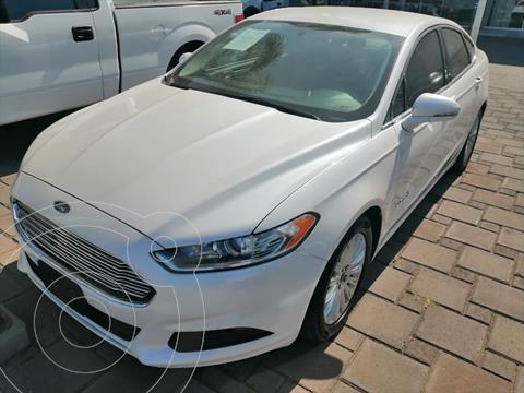 Ford Fusion SE usado (2016) color Blanco precio $245,000