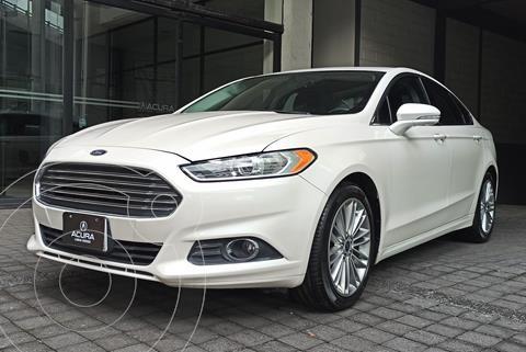 Ford Fusion SE Luxury Plus usado (2016) color Blanco precio $279,000