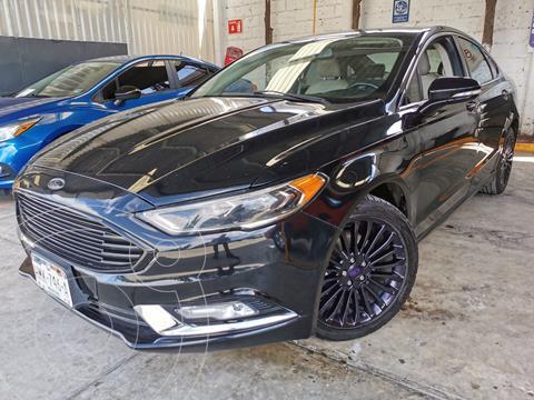Ford Fusion SE Luxury usado (2017) color Negro Profundo precio $314,000