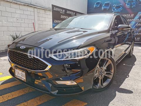 Ford Fusion Sport usado (2017) color Negro precio $375,000