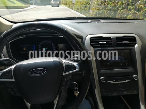Ford Fusion SE Luxury Plus usado (2013) color Verde precio $160,000
