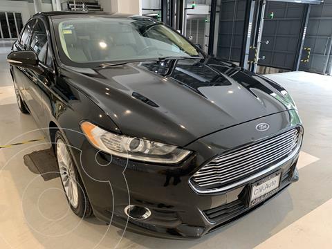 Ford Fusion SE Luxury usado (2013) color Negro precio $211,000