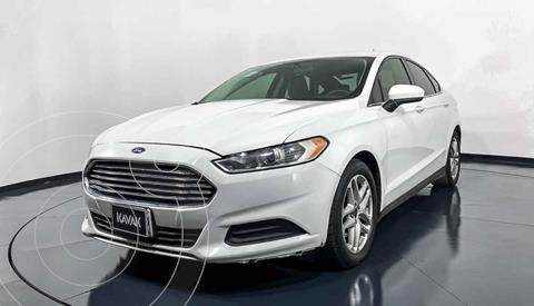 Ford Fusion S Aut usado (2012) color Blanco precio $164,999