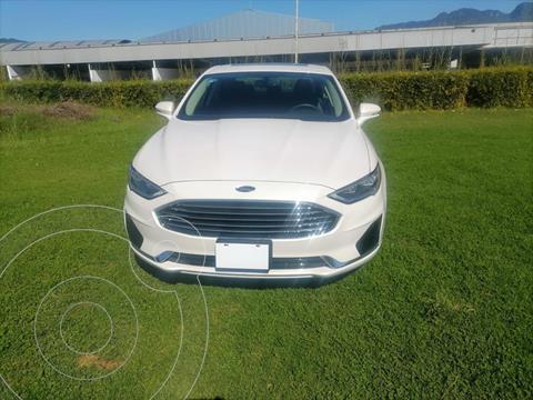 Ford Fusion HIBRIDO usado (2020) color Blanco precio $550,000