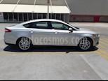 Foto venta Auto usado Ford Fusion S Aut (2014) color Gris Plata  precio $178,000