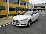 Foto venta Auto usado Ford Fusion S Aut (2016) color Blanco precio $189,900