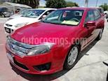 Foto venta Auto usado Ford Fusion SE Advance (2012) color Rojo precio $110,000