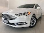 Foto venta Auto usado Ford Fusion SE Advance (2017) color Blanco Platinado precio $304,900
