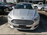 Foto venta Auto usado Ford Fusion SE Hibrido (2016) color Gris precio $255,000