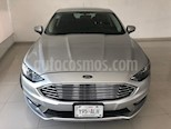 Foto venta Auto usado Ford Fusion SE Hibrido color Plata Estelar precio $379,900