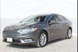 Foto venta Auto usado Ford Fusion SE LUX HA_brido color Gris precio $379,000