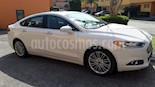 Foto venta Auto usado Ford Fusion SE Luxury Plus (2013) color Blanco Platinado precio $179,900