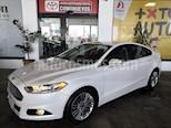Foto venta Auto Seminuevo Ford Fusion SE Luxury (2013) color Blanco precio $220,000