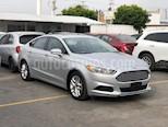 Foto venta Auto usado Ford Fusion SE (2013) color Plata precio $186,000