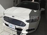 Foto venta Auto usado Ford Fusion SE (2015) color Blanco Platinado precio $225,000